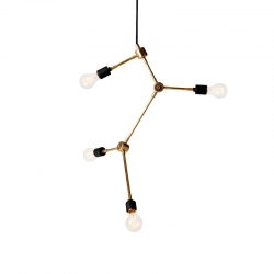 TRIBECA FRANKLIN CHANDELIER - Pendant Light - What's new -  Silvera Uk