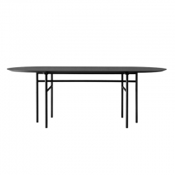 SNAREGADE Oval - Dining Table - Showrooms -  Silvera Uk