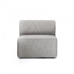EAVE Central module - Sofa -  -  Silvera Uk