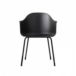 HARBOUR Metal base - Dining Armchair - Showrooms -  Silvera Uk