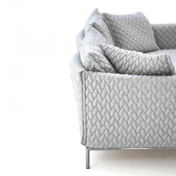 GENTRY 2 seater - Sofa - Designer Furniture - Silvera Uk