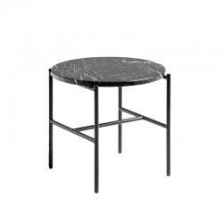 REBAR Ø 45 marble - Side Table - Designer Furniture -  Silvera Uk