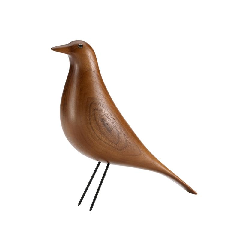 EAMES HOUSE BIRD Noyer - Unusual & Decorative Objects - Accessories - Silvera Uk