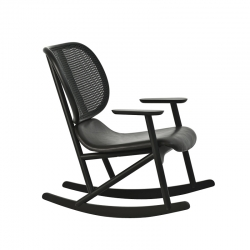 KLARA Rocking - Easy chair - Designer Furniture -  Silvera Uk