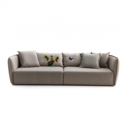 CHAMFER 95 - Sofa - Designer Furniture -  Silvera Uk