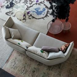 CHAMFER 95 - Sofa - Designer Furniture - Silvera Uk