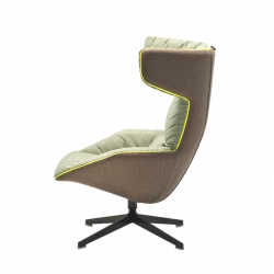 TAKE A LINE FOR A WALK - Easy chair - Showrooms -  Silvera Uk