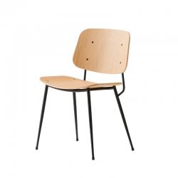 SØBORG - Dining Chair - Silvera Contract -  Silvera Uk