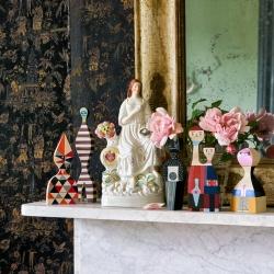 WOODEN DOLL No. 11 - Unusual & Decorative Objects - Accessories - Silvera Uk