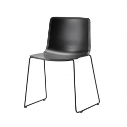PATO sled base - Dining Chair - Designer Furniture -  Silvera Uk