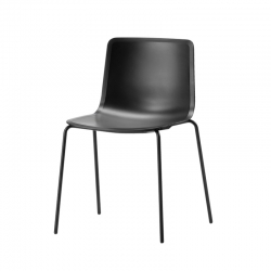 PATO 4 Steel legs - Dining Chair - Designer Furniture -  Silvera Uk