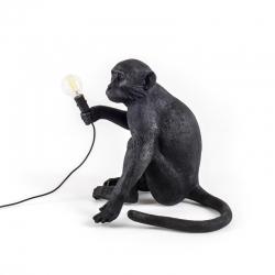 MONKEY OUTDOOR Sitting - Table Lamp - Designer Lighting - Silvera Uk