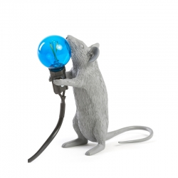 MOUSE Standing - Table Lamp - Showrooms -  Silvera Uk