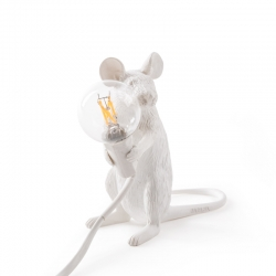 MOUSE Sitting - Table Lamp - Showrooms -  Silvera Uk