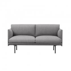 OUTLINE STUDIO fabric - Sofa - Silvera Contract -  Silvera Uk