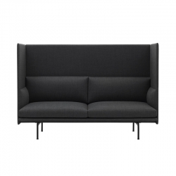 OUTLINE HIGHBACK 2 seater - Sofa - Themes -  Silvera Uk