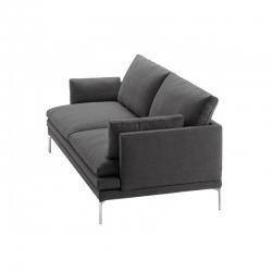 WILLIAM 2 seater L 180 fabric - Sofa - Designer Furniture -  Silvera Uk