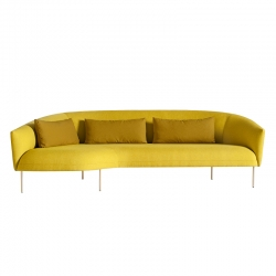 ROMA with chaise-longue - Sofa - Designer Furniture -  Silvera Uk