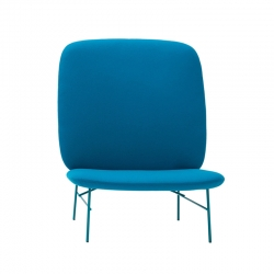 KELLY H - Easy chair - Showrooms -  Silvera Uk