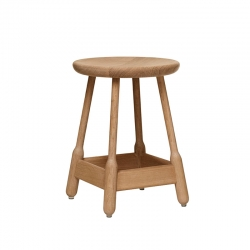 ALBERT STOOL - Stool - Showrooms -  Silvera Uk