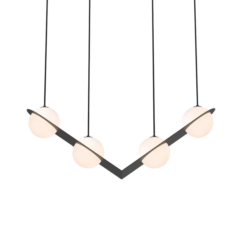 LAURENT 02 - Pendant Light - Designer Lighting - Silvera Uk