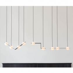 LAURENT 07 - Pendant Light - Designer Lighting - Silvera Uk
