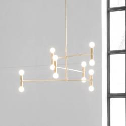 DOT ATOMIUM - Pendant Light - Designer Lighting - Silvera Uk