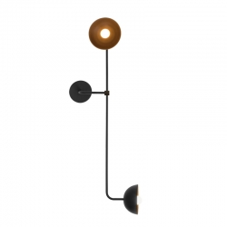 BEAUBIEN ABAT-JOUR DOUBLE - Wall light - Designer Lighting -  Silvera Uk