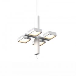 DORVAL - Pendant Light - Designer Lighting -  Silvera Uk