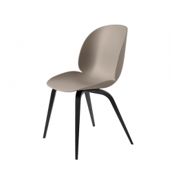 BEETLE wooden legs - Dining Chair -  -  Silvera Uk