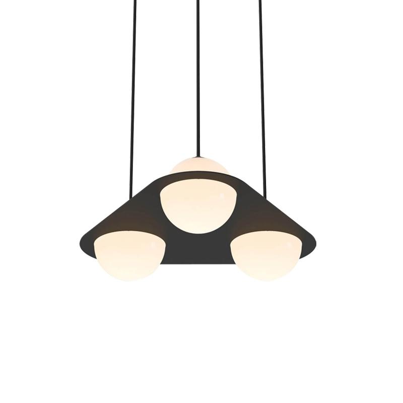 LAURENT 08 - Pendant Light - Designer Lighting - Silvera Uk