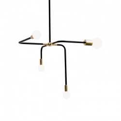 / BEAUBIEN SUSPENSION - Pendant Light - Designer Lighting -  Silvera Uk
