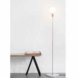 LUNA SOL - Floor Lamp - Designer Lighting - Silvera Uk