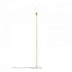 LUNA SOL - Floor Lamp - Designer Lighting -  Silvera Uk