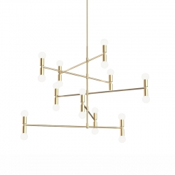 DOT 14 - Pendant Light - Designer Lighting -  Silvera Uk