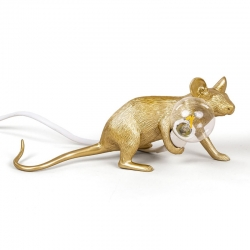 MOUSE Lie Down - Table Lamp - Showrooms -  Silvera Uk