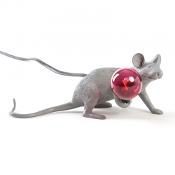 MOUSE Lie Down - Table Lamp - What's new -  Silvera Uk