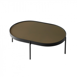 NONO TABLE L - Coffee Table - Designer Furniture -  Silvera Uk