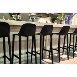 BROOM STOOL - Bar Stool - Designer Furniture - Silvera Uk