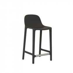 BROOM STOOL - Bar Stool - Designer Furniture -  Silvera Uk