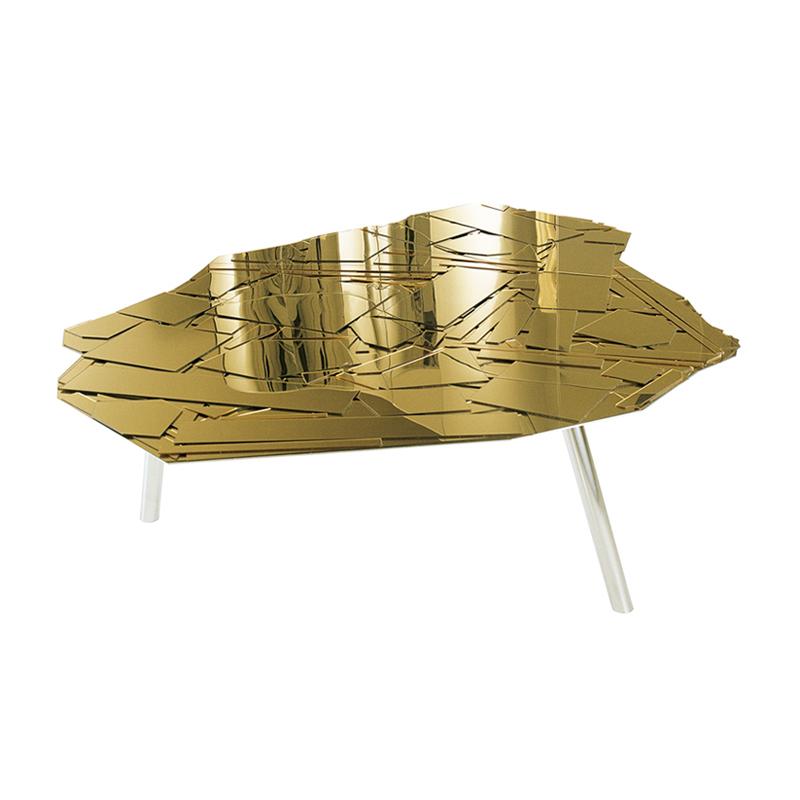 BRASILIA - Dining Table - Designer Furniture - Silvera Uk
