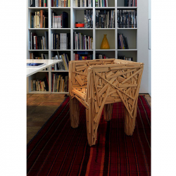 FAVELA - Dining Armchair - Designer Furniture - Silvera Uk