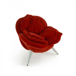 ROSE - Easy chair -  -  Silvera Uk
