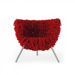 VERMELHA - Easy chair - Showrooms -  Silvera Uk