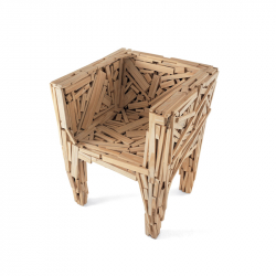 FAVELA - Dining Armchair - Designer Furniture -  Silvera Uk