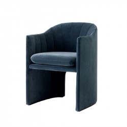 LOAFER SC24 - Dining Armchair - Designer Furniture -  Silvera Uk