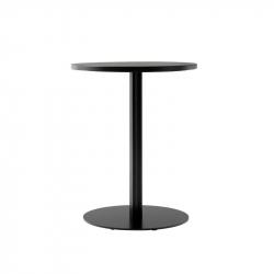 HARBOUR COLUMN round oak - Dining Table -  -  Silvera Uk