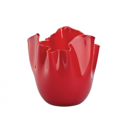 FAZZOLETTO  OPALINO - Vase - Accessories -  Silvera Uk