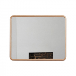 R40 M Mirror - Mirror - Accessories -  Silvera Uk