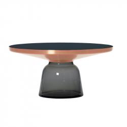 BELL COFFEE COPPER - Coffee Table - Designer Furniture -  Silvera Uk